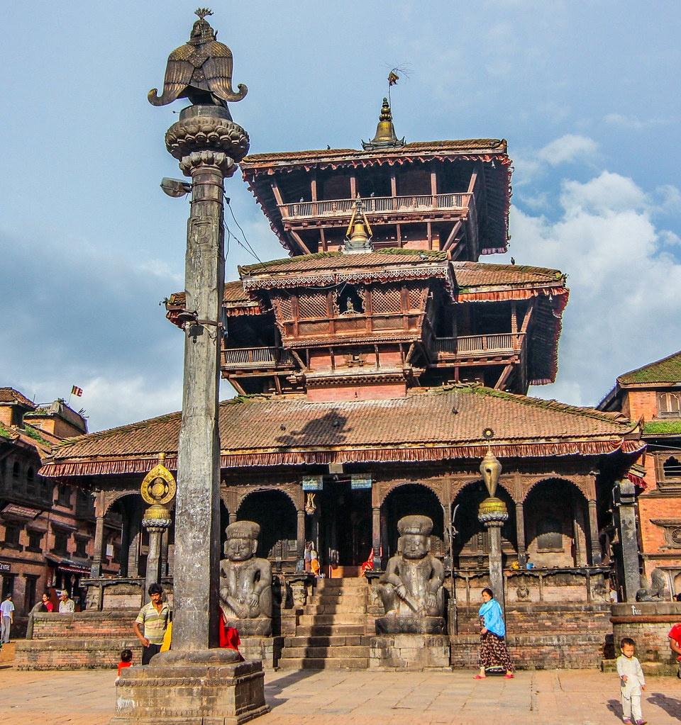Dattatraya temple image