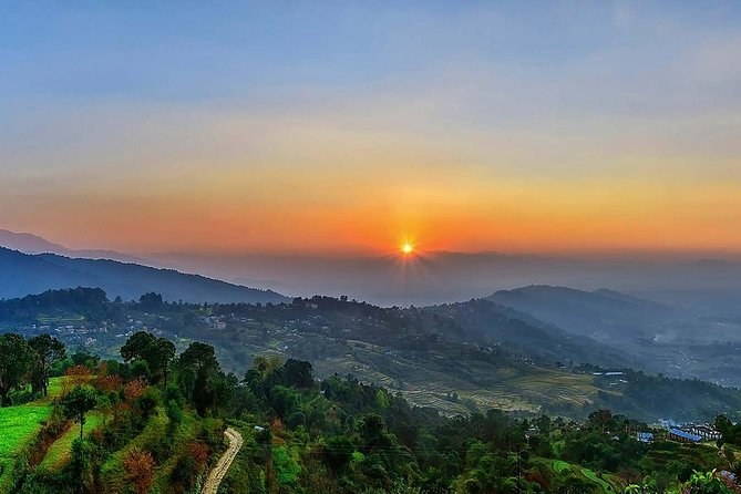 Nagarkot changunarayan Hike image