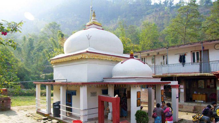 Hike to Doleshwor Mahadev temple image