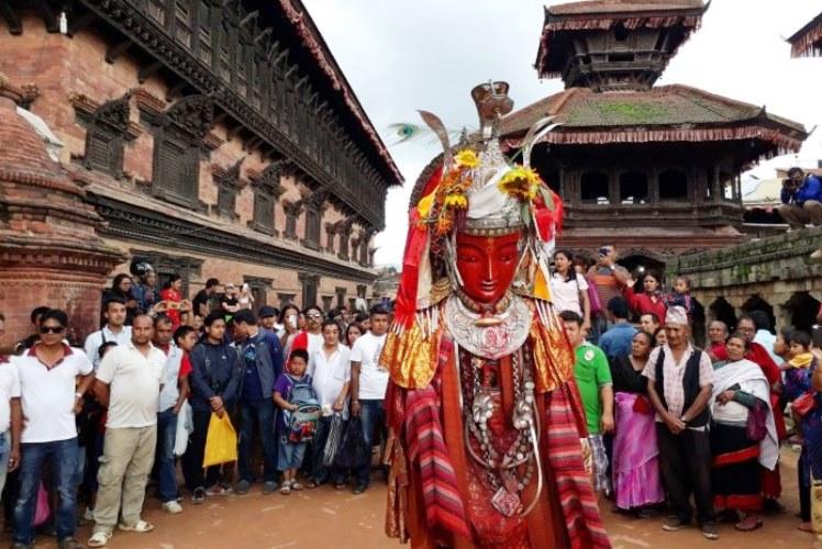 Gunla punhi image