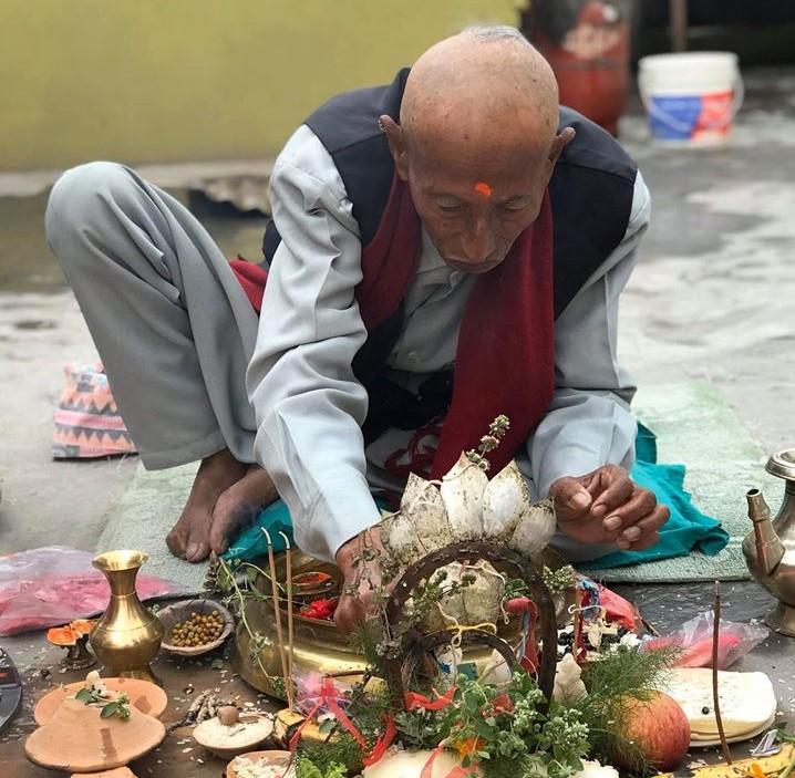 Dugu Puja